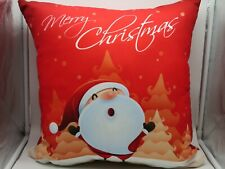 Merry Christmas size 20x20 cushion cover New