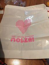 2NE1 Nolza First Concert Folded Bag Tote Official Kpop K-pop