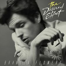BRANDON FLOWERS: THE DESIRED EFFECT CD THE KILLERS NEW