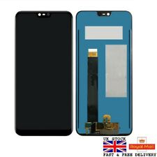 "5.8"" Black For Nokia X6 2018 TA-1099 LCD Display+Touch Screen Digitizer UK STOCK"