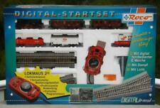 Cajas de iniciación de escala H0 Roco de plástico para modelismo ferroviario