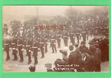 More details for memorial service king edward vii  military rp pc j s coombe portland ab402