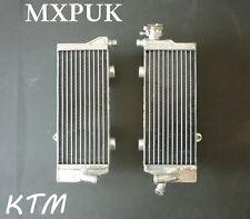 KTM125 RADIATEURS PERFORMANCE RADIATEURS 2008 à 2009 SX KTM (030)