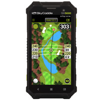 SkyCaddie SX500 Golf GPS New 2021 Model Boxed Brand New + Foc trolley mount