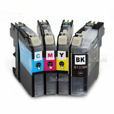 10x Ink Cartridges LC133 LC135 For Brother MFC-J6920DW MFC-J6520DW MFC-J6720DW