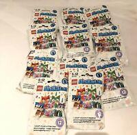 11 X Lego Mini Figures Unikitty! New And Sealed Aus Seller
