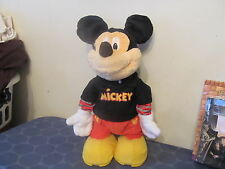 Mickey Mouse Animated Talking Dancing Singing 2009 TESTED WORKS