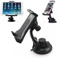 ROTATING CAR MOUNT TABLET PHONE HOLDER DASHBOARD WINDSHIELD SWIVEL DOCK STAND