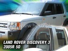 LAND ROVER DISCOVERY III 5D 2005 - 2009 Wind deflectors 4.pc  HEKO  27223