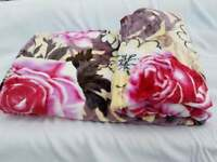 New Arrival-Luxurious Super Soft Fleeces Mink Throw Blanket Small and Large Size