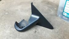 VW NEW BEETLE 98-06 DRIVER/RIGHT SIDE WING MIRROR HINGE COVER TRIM 1C0853274H
