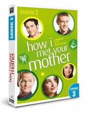 How I Met Your Mother - L'intégrale Saison 3  COFFRET 3 DVD  - Neuf
