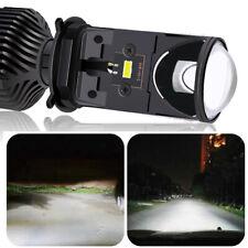 2X Car H4 LED Headlight Lamp Kit Hi/Lo Beam 120W 16000LM 6500K 9V-32V Universal