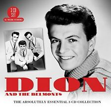 DION & THE BELMONTS - ABSOLUTELY ESSENTIAL 3 CD NEUF
