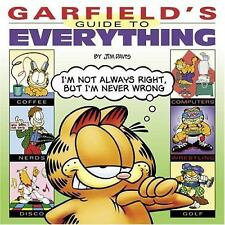 Garfield's Guide to Everything by Mark Acey and Scott Nickel (2004, Paperback)