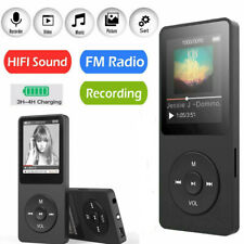 "1.8"" TFT Sport Mini Lossless HIFI MP3 Music Player Recorder FM Radio Up to 32GB"