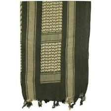 Olive Drab /Tan Tactical Shemagh/Scarf - Head & Neck Protection/43'' x 41''