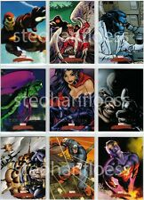 2008 Upper Deck Skybox Marvel Masterpieces Series 2 You Pick Finish Your Set