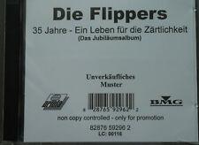 Flippers - 35 Jahre - Ein Leben für die Zärtlichkeit (Promo CD) 2004