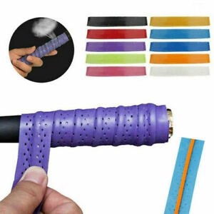 Absorb Sweat Racket Anti-slip Tape Handle Grip For Tennis  Badminton Squash Band