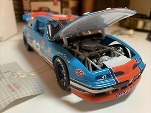 Richard Petty 1992 #43 Pontiac Grand Prix Farewell Tour Franklin Mint 1/24
