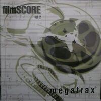 CD RANDY MILLER Filmscore 2 MEGATRAX 1997 US Score Neo Classical LIBRARY Dwyer