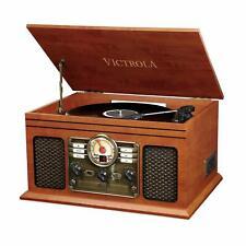 Plattenspieler Victrola Classic 6-in-1 Bluetooth Record Mahagoni unvollständig