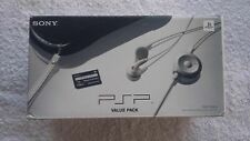 SONY PSP - 1006 K VALUE PACK + ACCESSORIES (BOXED)