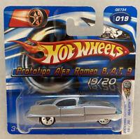 2005 Hotwheels Prototipo Alfa Romeo B.A.T.9 Classic! Very Rare! Mint! MOC!