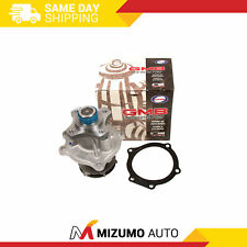 GMB Water Pump Fit 02-10 Chevrolet GMC Hummer Isuzu 2.8L 2.9L 3.5L 3.7L 4.2L