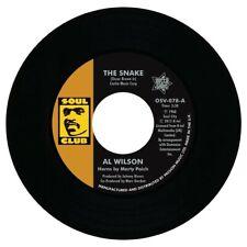 AL WILSON - THE SNAKE/SHOW AND TELL   VINYL LP SINGLE NEU