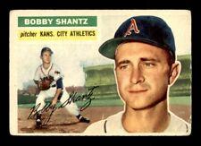 1956 Topps #261 BOBBY SHANTZ VG *5F