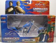 OCC Orange County Choppers American Chopper Mikey's Bike 1/18 Die Cast NIB