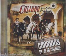 Calibre 50 CD NEW Corridos De Alto Calibre ALBUM 14 Corridos Nuevos SEALED