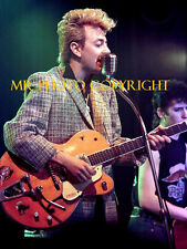 8x10 inch original photo                STRAYCATS              BRIAN SETZER