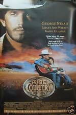 Pure Country 27x40 DS Movie Poster George Strait