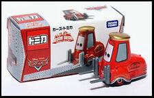 Tomica Disney CARS 2 RESCUE GO GO GUIDO Fire Engines Tomy DIECAST TAKARA