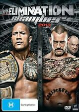 WWE - Elimination Chamber 2013 (DVD, 2013) New  Region 4