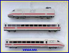 "TRIX H0 ""ICE 2"" BR 402 DB AG DEL SET 21506 DIGITAL C/C."