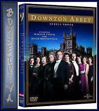 DOWNTON ABBEY - COMPLETE SERIES SEASON 3  *BRAND NEW & SEALED DVD*