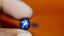 Ebay Sell 3ct  6 Rays Royal Blue Star Sapphire Oval Cabochon NATURAL Stone