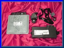 BMW 5'ies E60 E61 2.3i 2.5i N52 Conjunto Motor ECU DME MSV70 CAS Cerradura con llave de cable plano