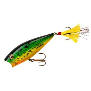 USA Import Heddon Pop N Image wonderful topwater popper lure 4 great colours