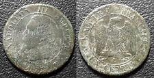 Napoléon III - 1 centime tête nue 1854 A, Paris - F.102/9