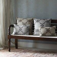 Sferra SOLARI Decorative Square Pillow 100% Linen Grey / Charcoal Gray - NEW!