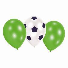 AMSCAN 9903017 - Geburtstag & Party - Kicker Party Latex Ballons, 6 Stk.