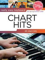 Really Easy Keyboard Chart Hits 3 Learn to Play Keyboard SHEET MUSIC BOOK