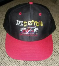 ITT Automotive Detroit Grand Prix RACING Baseball Hat Cap TRUCKER FORMULA ONE
