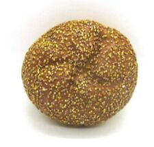 Faux BREAD ROLL Bun Fake Food Decorative Kitchen Decor Home Staging Play