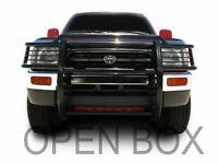 BlackHorse Black Grill Brush Bumper Guard for 1996-1998 Toyota 4Runner -OPEN BOX